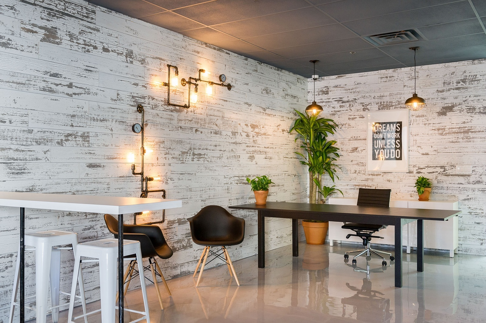 A Tour Of Colab Factory S Brooklyn Coworking Space