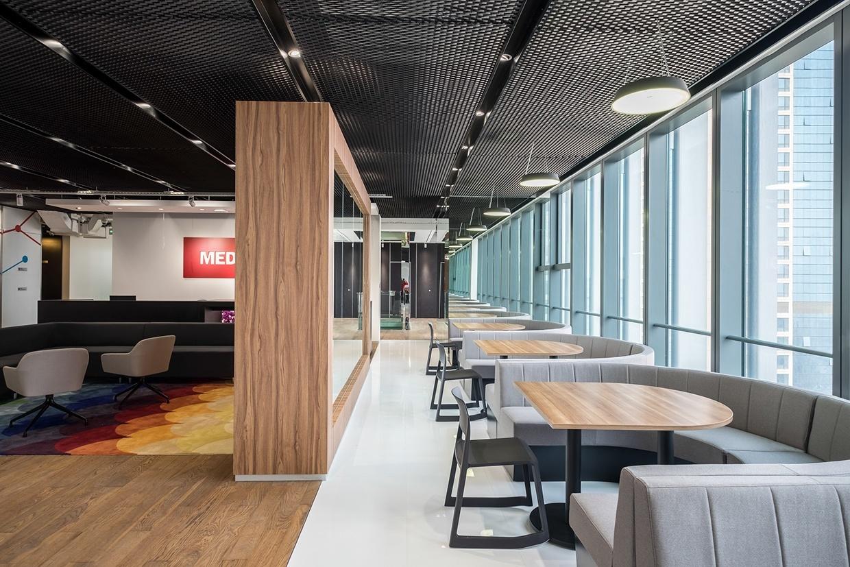 A Peek Inside Mediacom S Super Cool Shanghai Campus