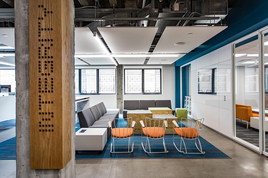 Inside Motorists Insurance Group's Innovation Center