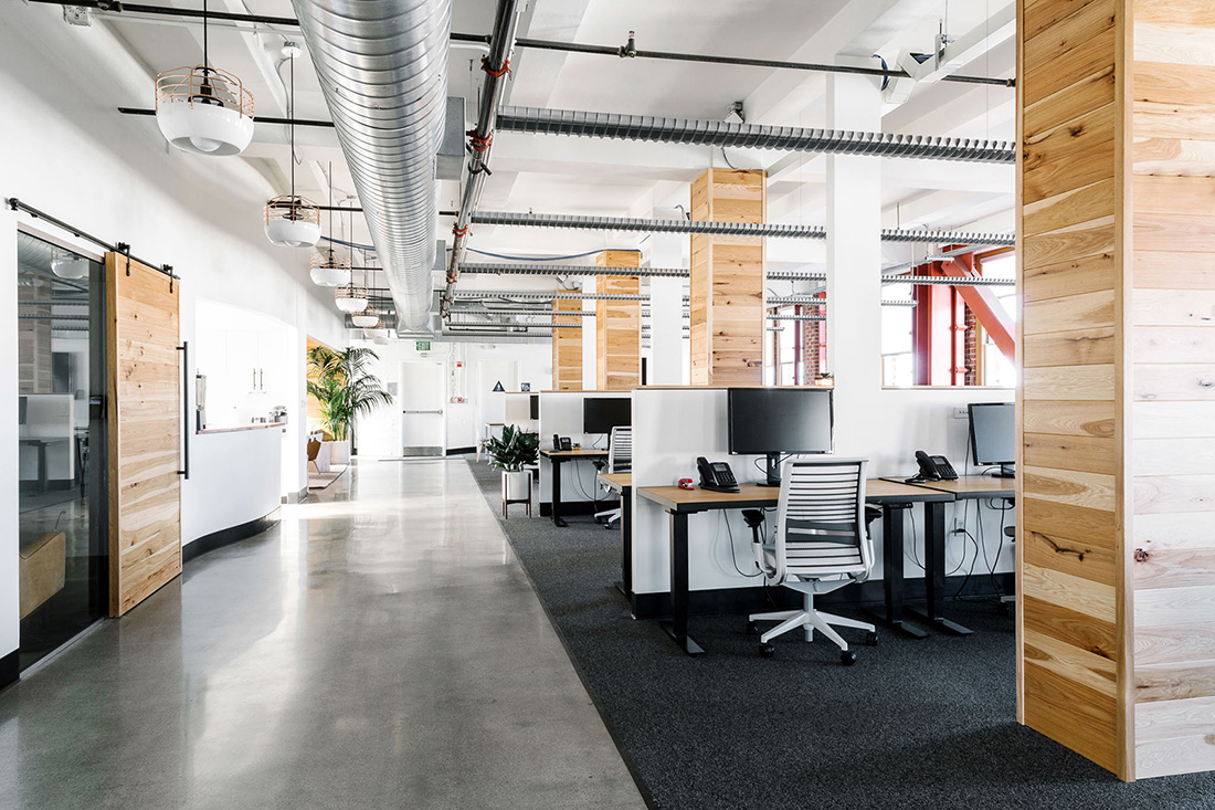 A Tour of Roofstock's Hip Oakland Office