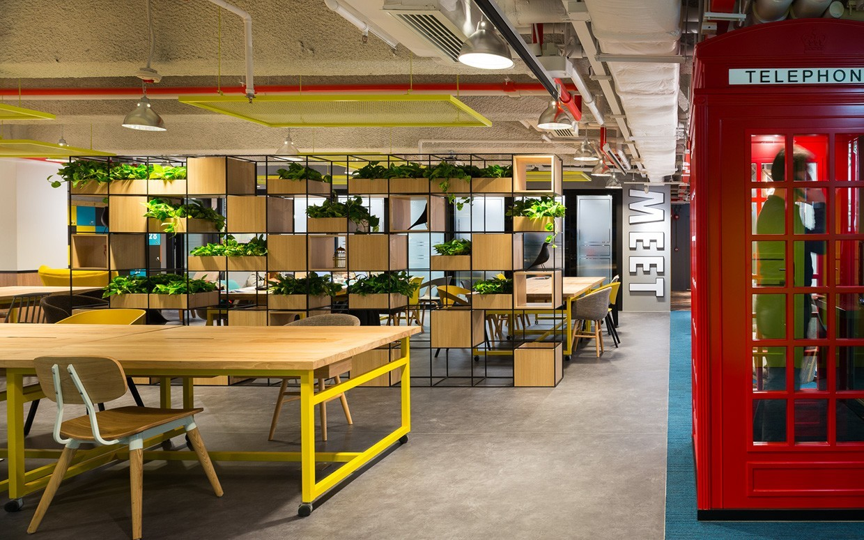 A Tour Of The Wave S Hong Kong Coworking Space Officelovin