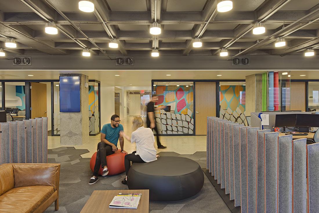 Inside Varonis' Modern NYC Headquarters – Phase II