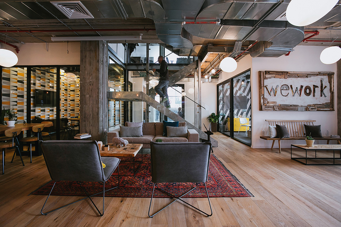 A Tour Of Wework Herzliya Officelovin