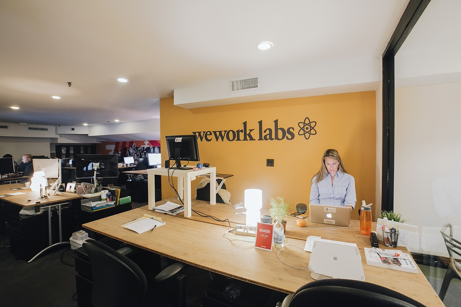 Vans San Francisco >> A Look Inside WeWork's SoMa Coworking Space - Officelovin'
