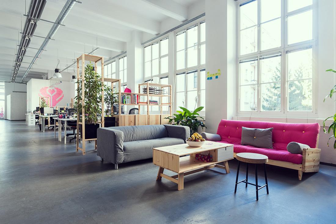 A Tour of 2FRESH's Sleek Prague Office