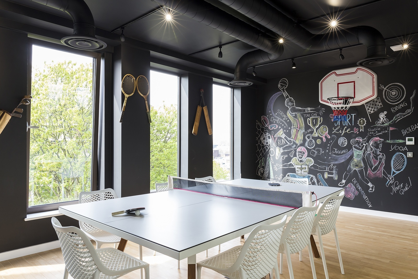 Houzz Home Design Ideas: A Tour Of Houzz's New European Headquarters