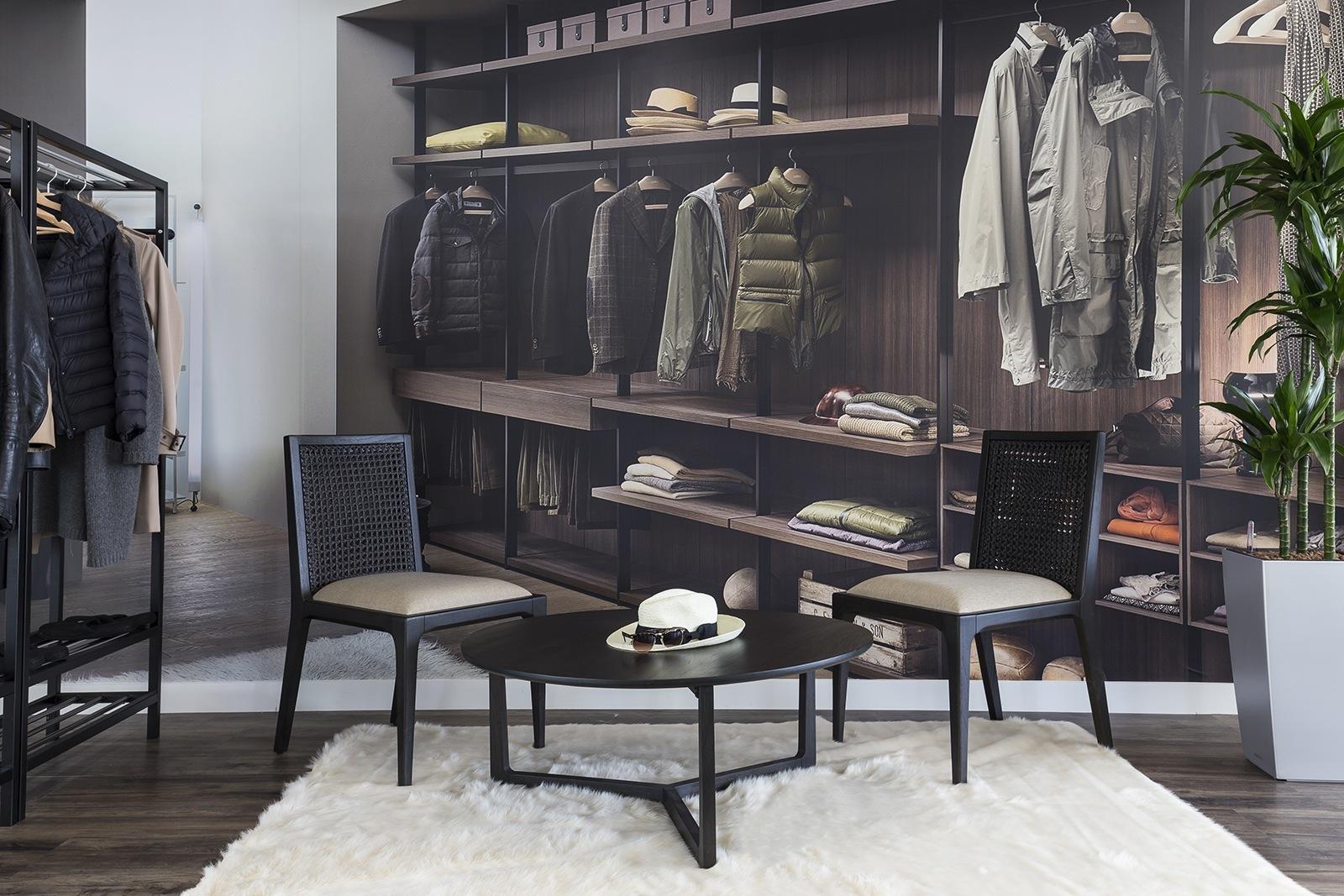 Houzz bedroom wardrobes - Italian Wardrobe Breakout Area