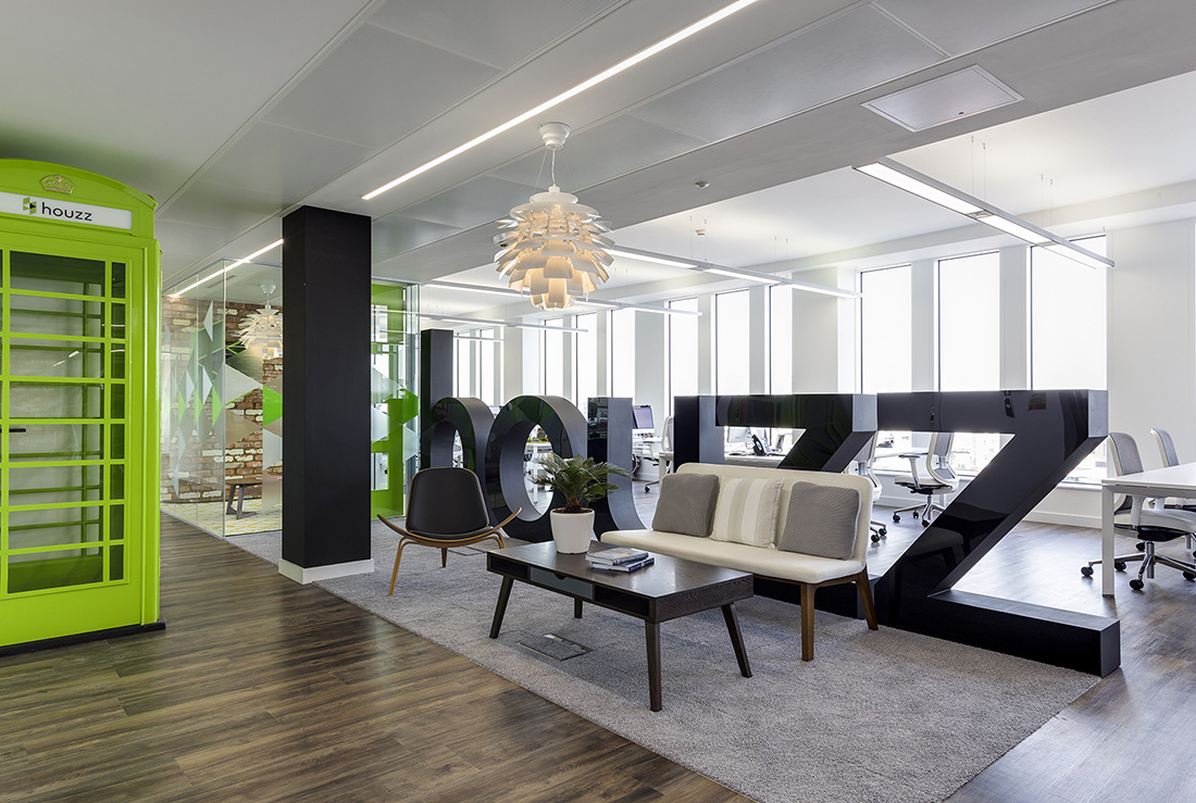A Tour of Houzz's New European Headquarters
