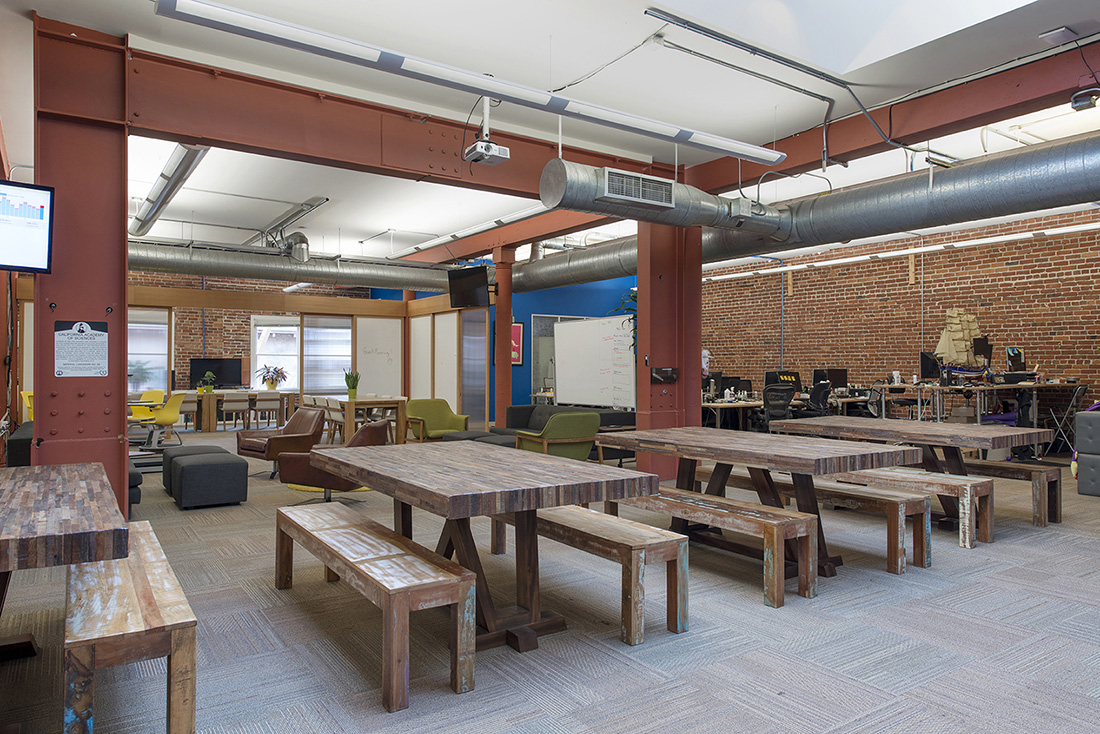 Inside Pantheon's New San Francisco Office