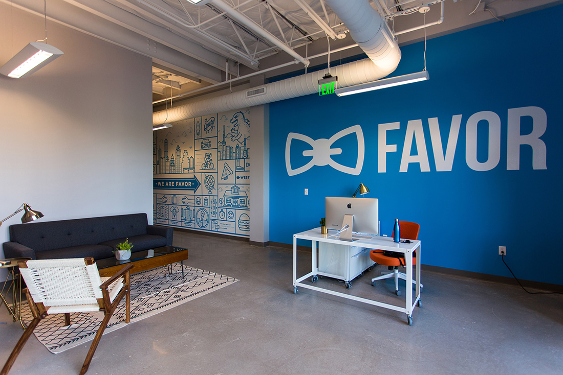 A Tour of Favor's New Cool Austin Headquarters