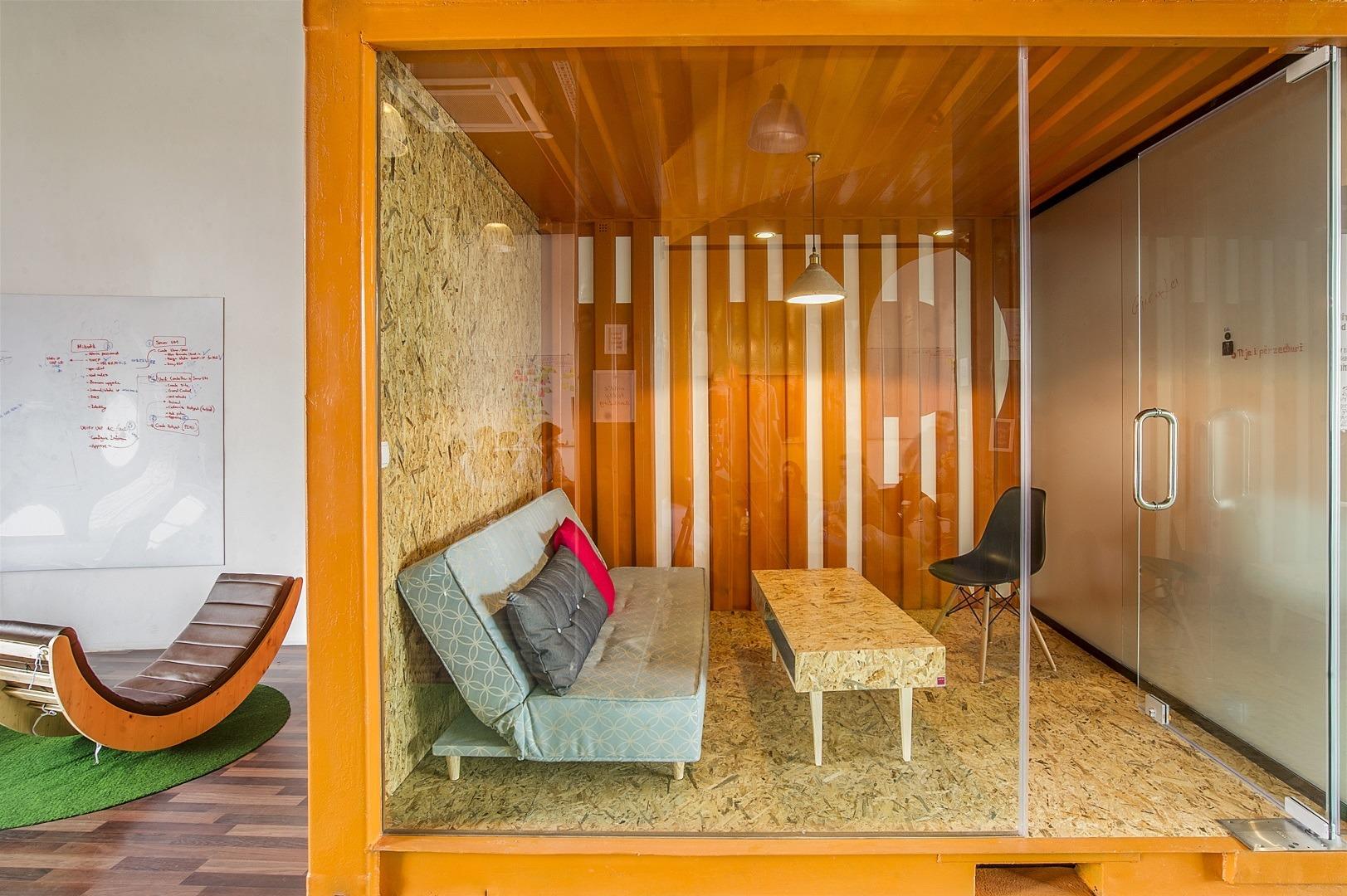 A Tour Of Gjirafa S New Cool Office Officelovin