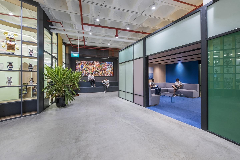 Office Entrance Design Ideas