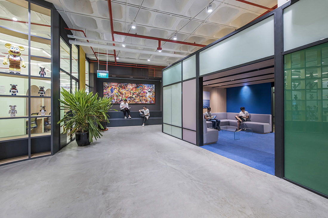 A Tour of Honestbee's Stylish Singapore Office
