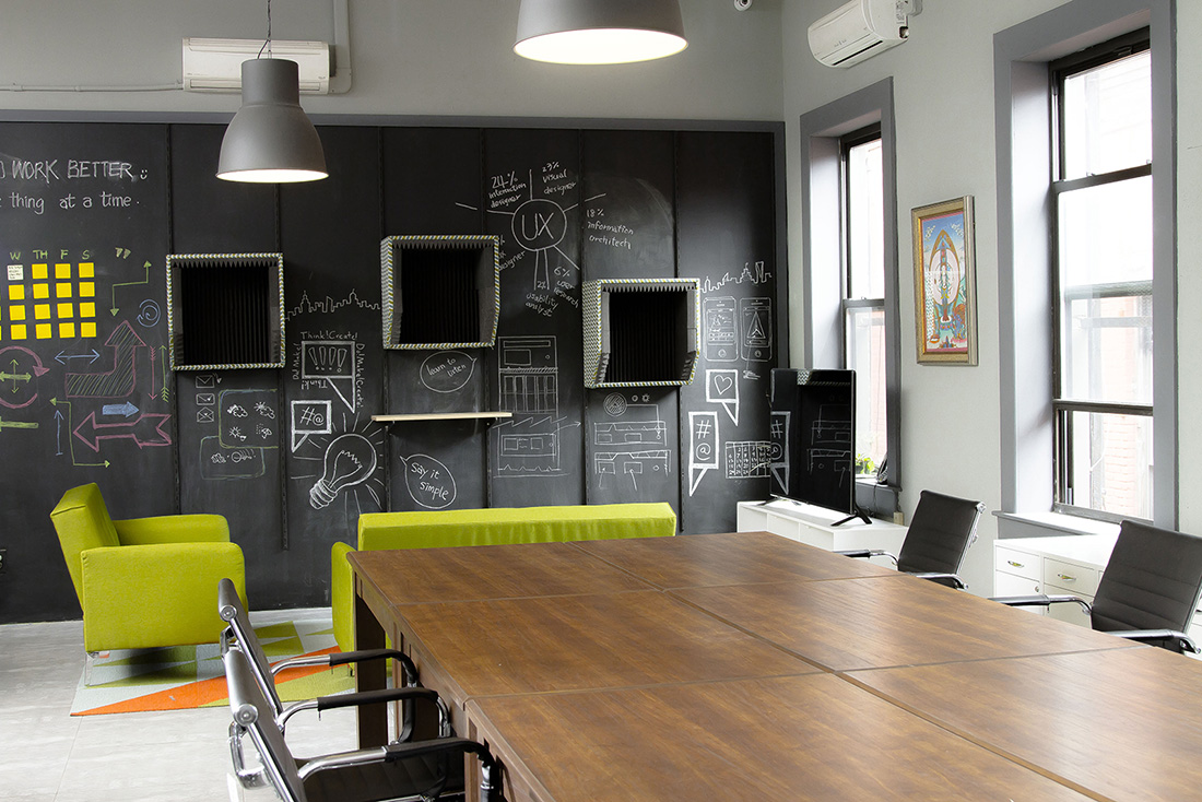 A Look Inside Lair East's NYC Coworking Space