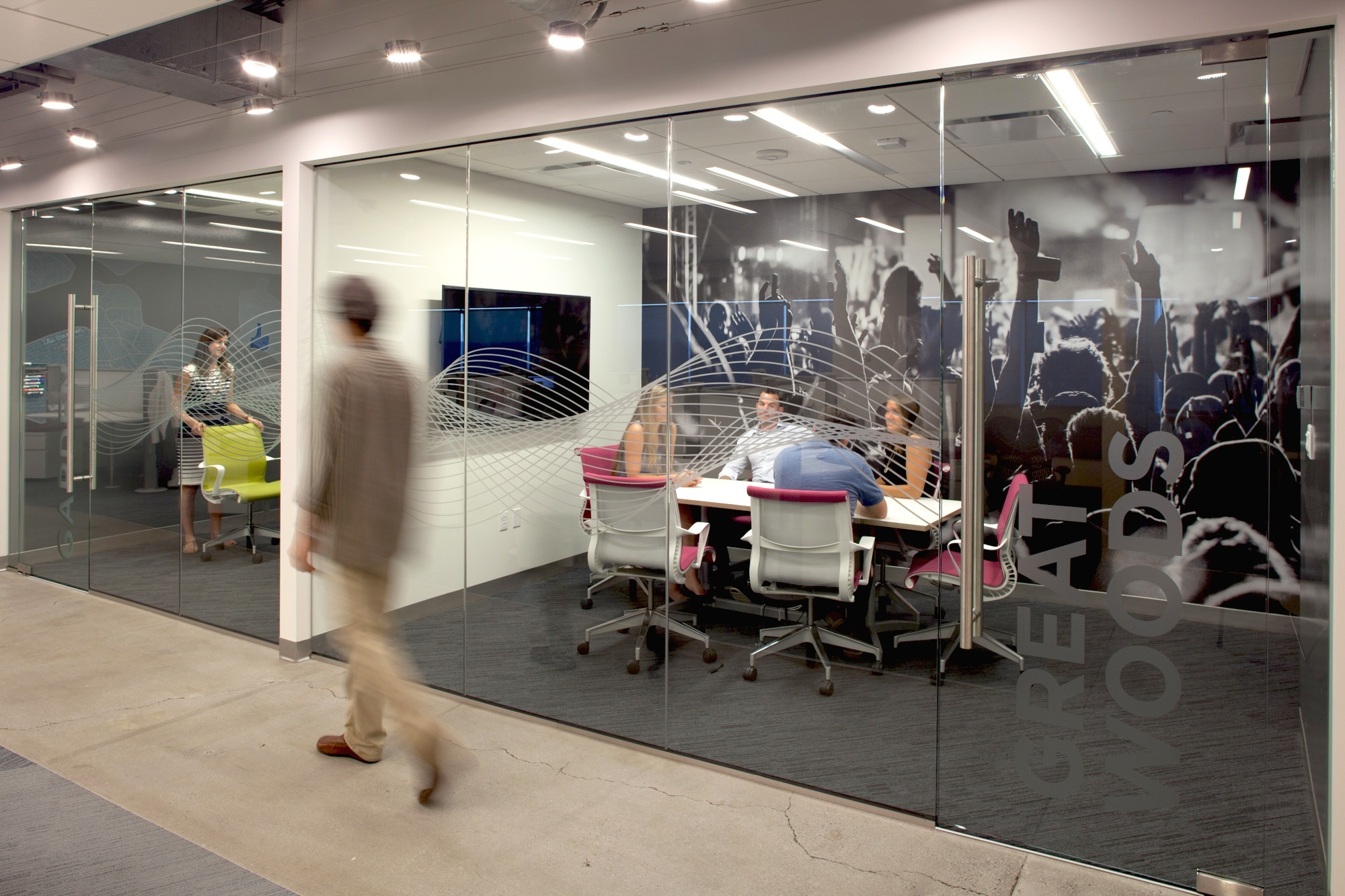 Image Result For Open Space Meeting Rooms