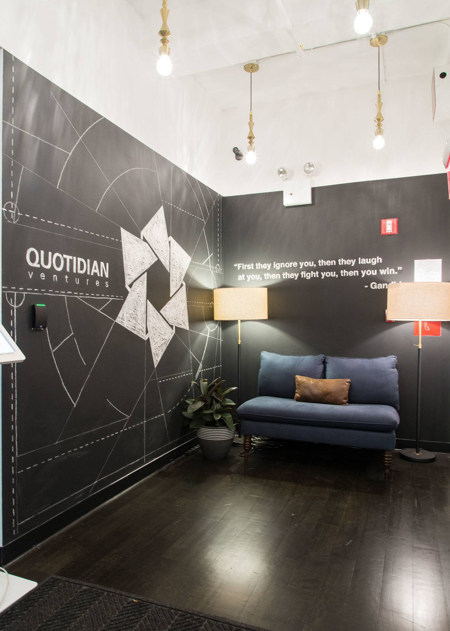 A Tour Of QLabs' NYC Coworking Space