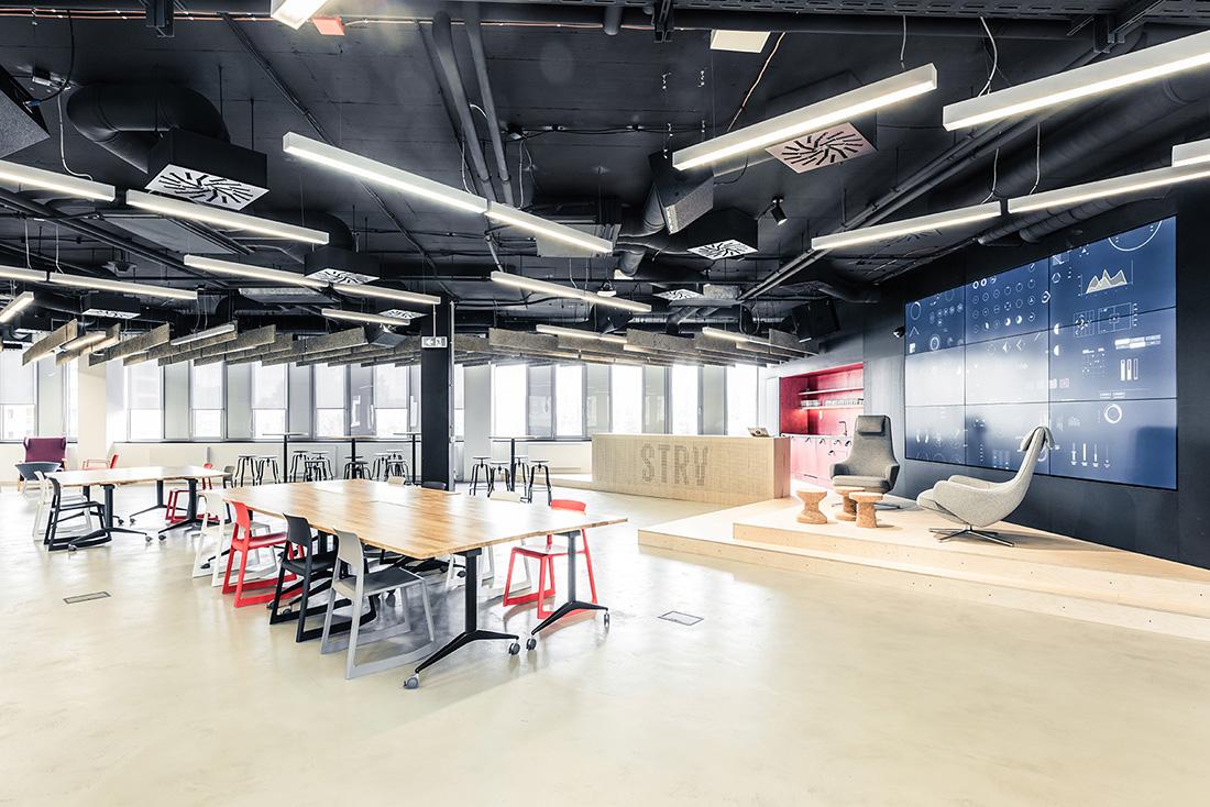A Tour of STRV's Super Cool Prague Office