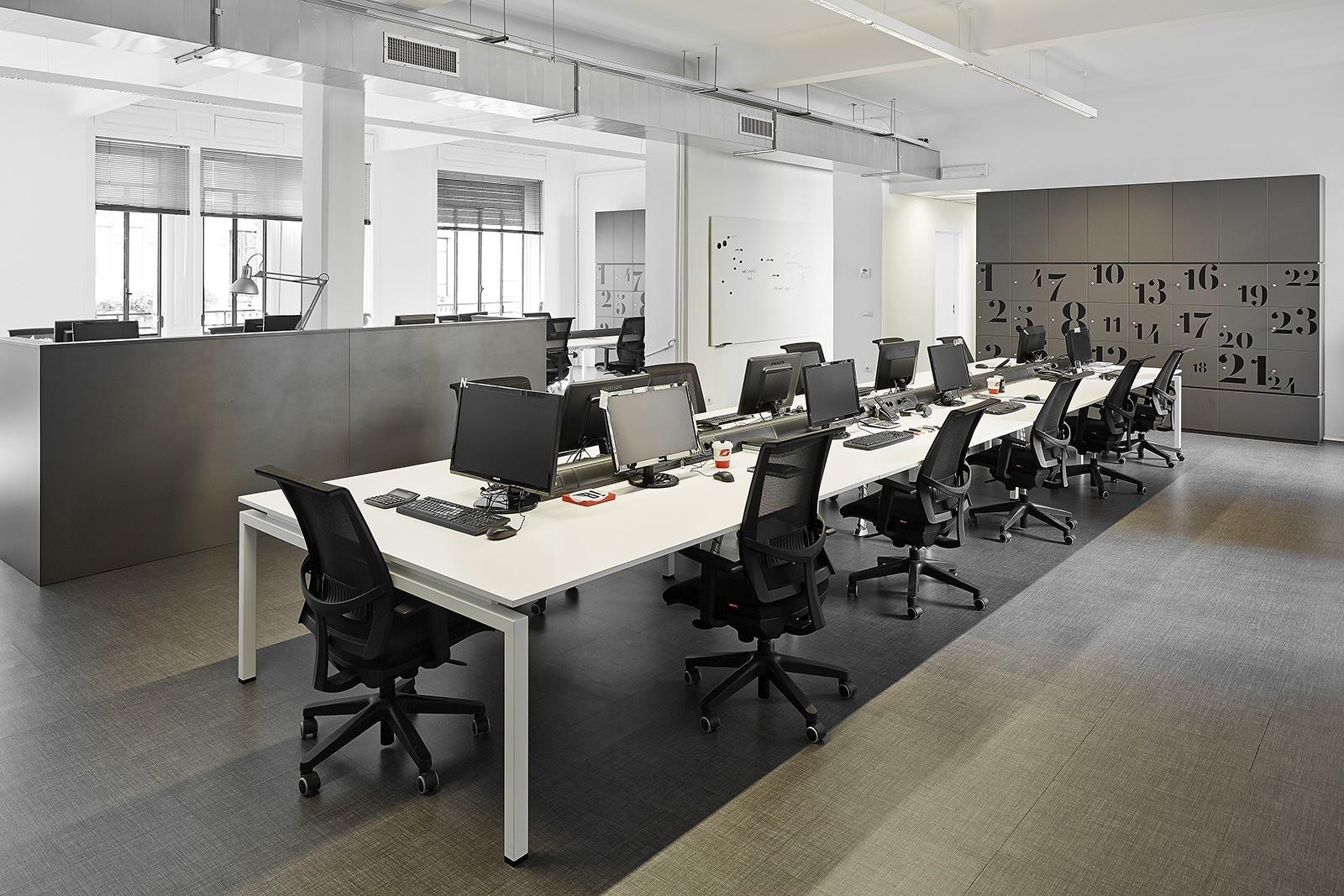 Inside Buongiorno's New Elegant Milan Office - Officelovin'