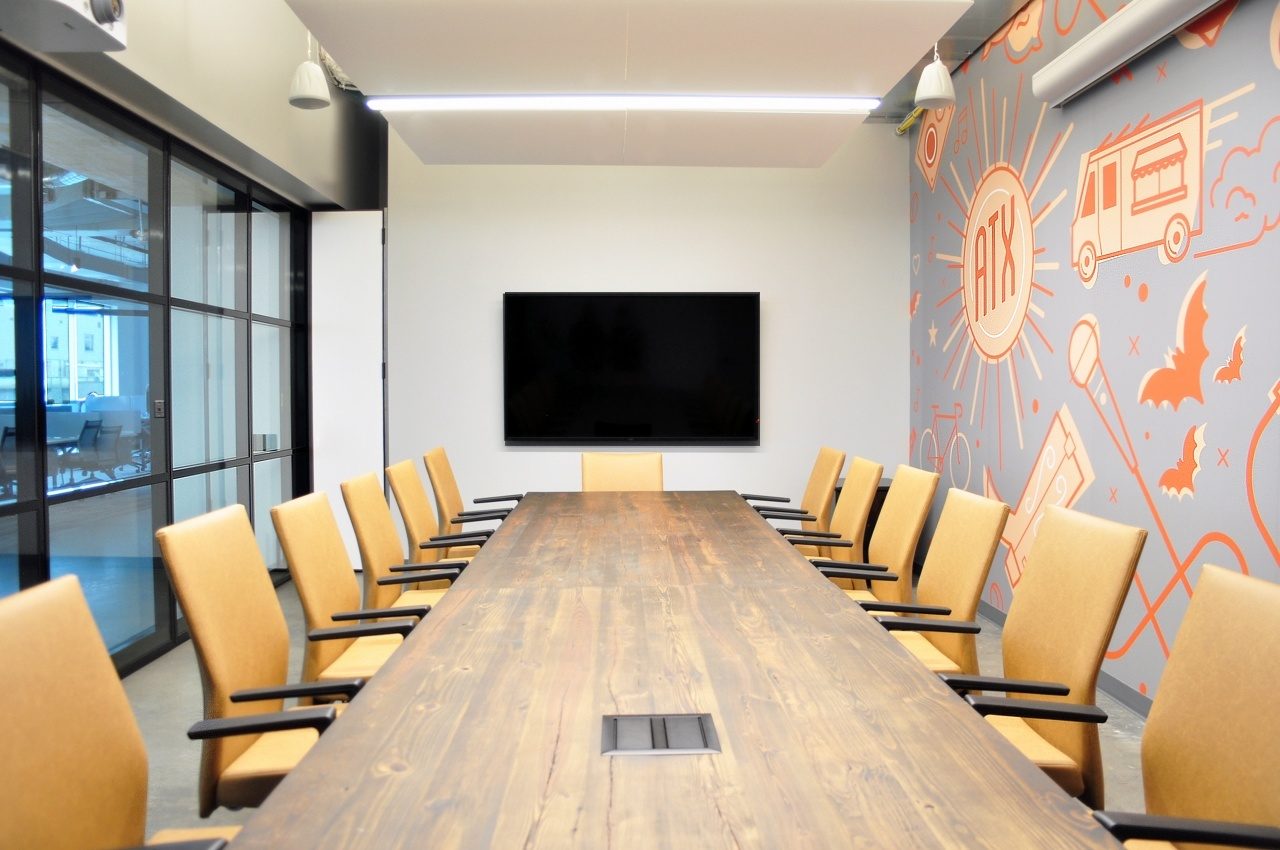 Galvanize – lauckgroup – Meeting Room