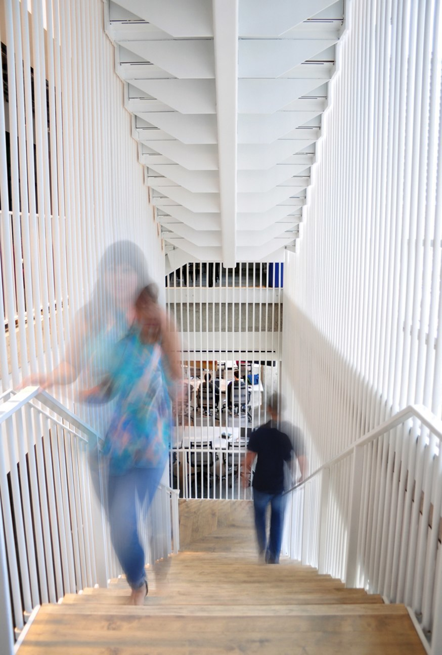 Galvanize – lauckgroup – Stair