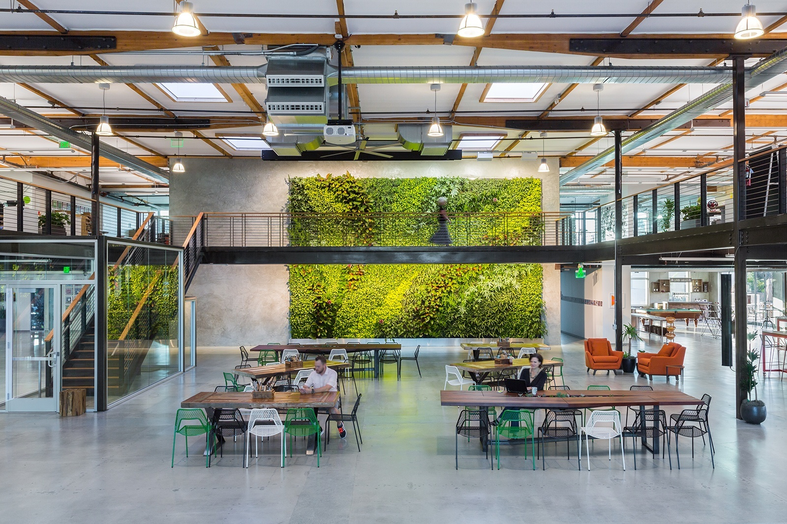 A Tour Of Clover Network S Stylish Sunnyvale Office