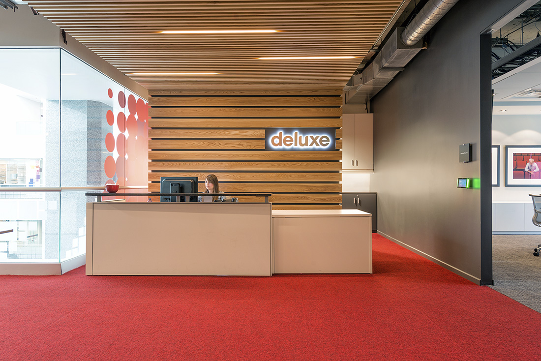 A Tour of Deluxe's Modern Toronto Office