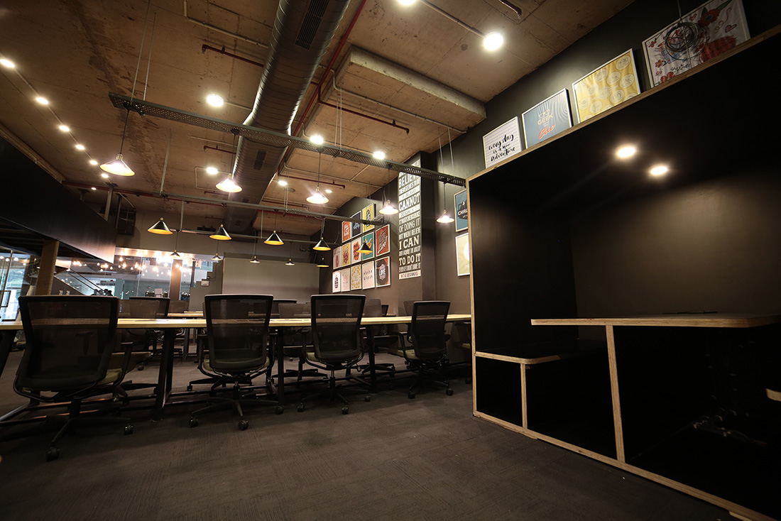 A Look Inside Innov8's Coworking Space in Chandigarh