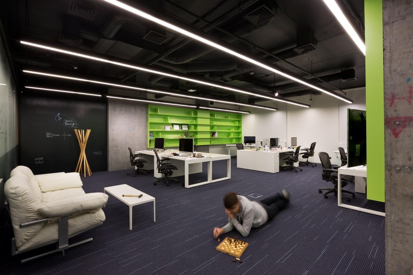 Inside Macpaw S Modern Kiev Office Officelovin