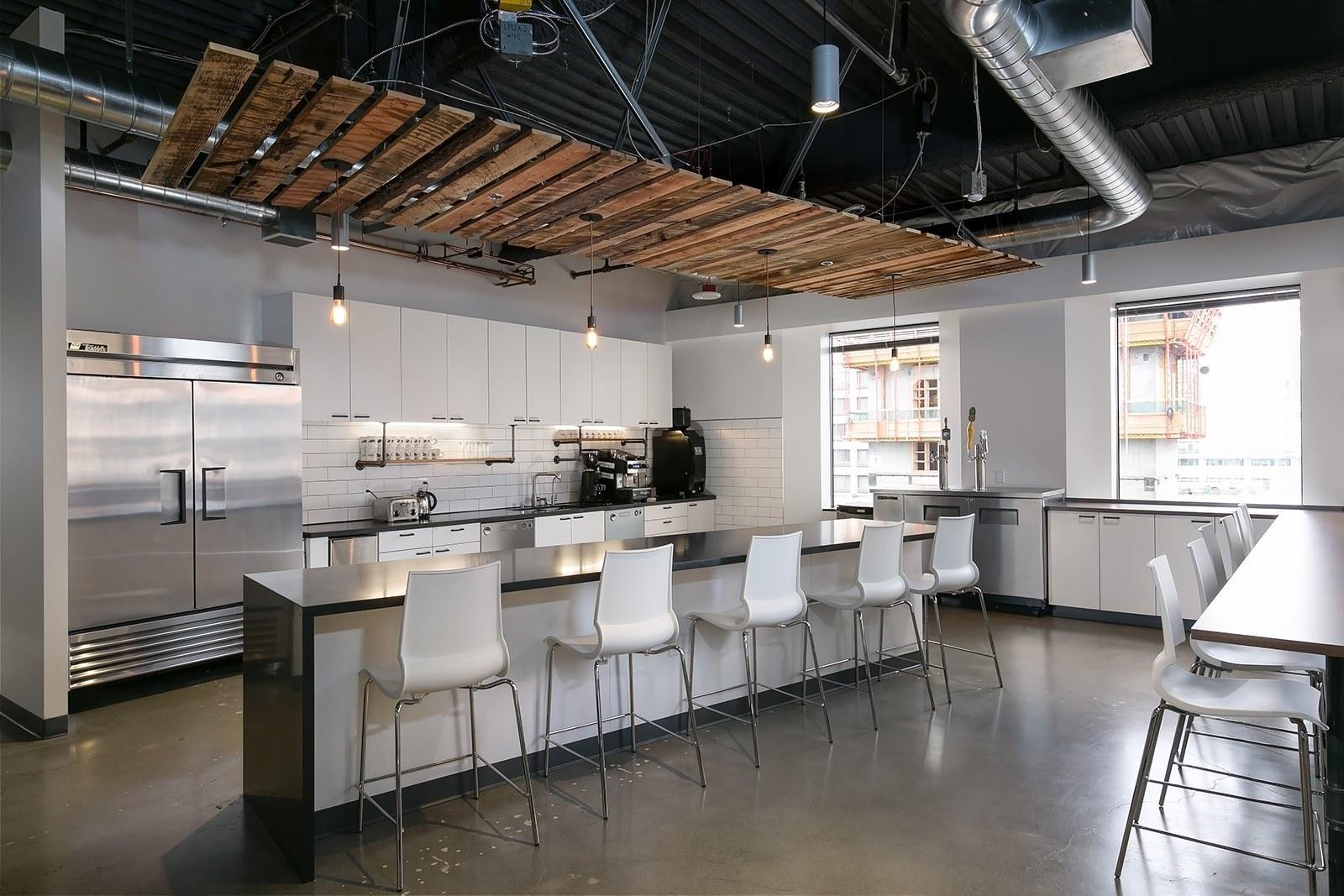 Pirch San Diego Office Design. Kitchen Pirch San Diego Office Design