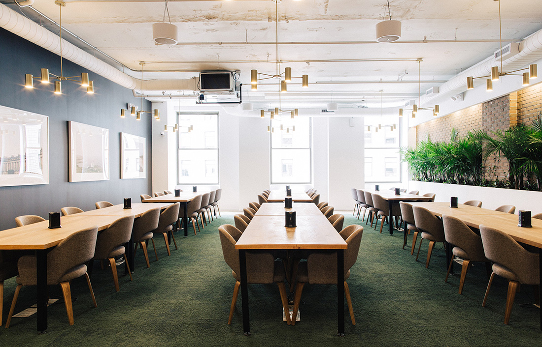 Inside Primary's New NYC Coworking Space