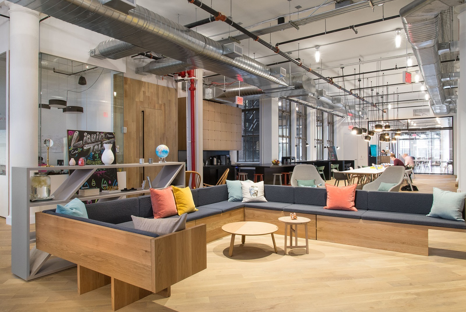 A Tour Of Rise New York Officelovin