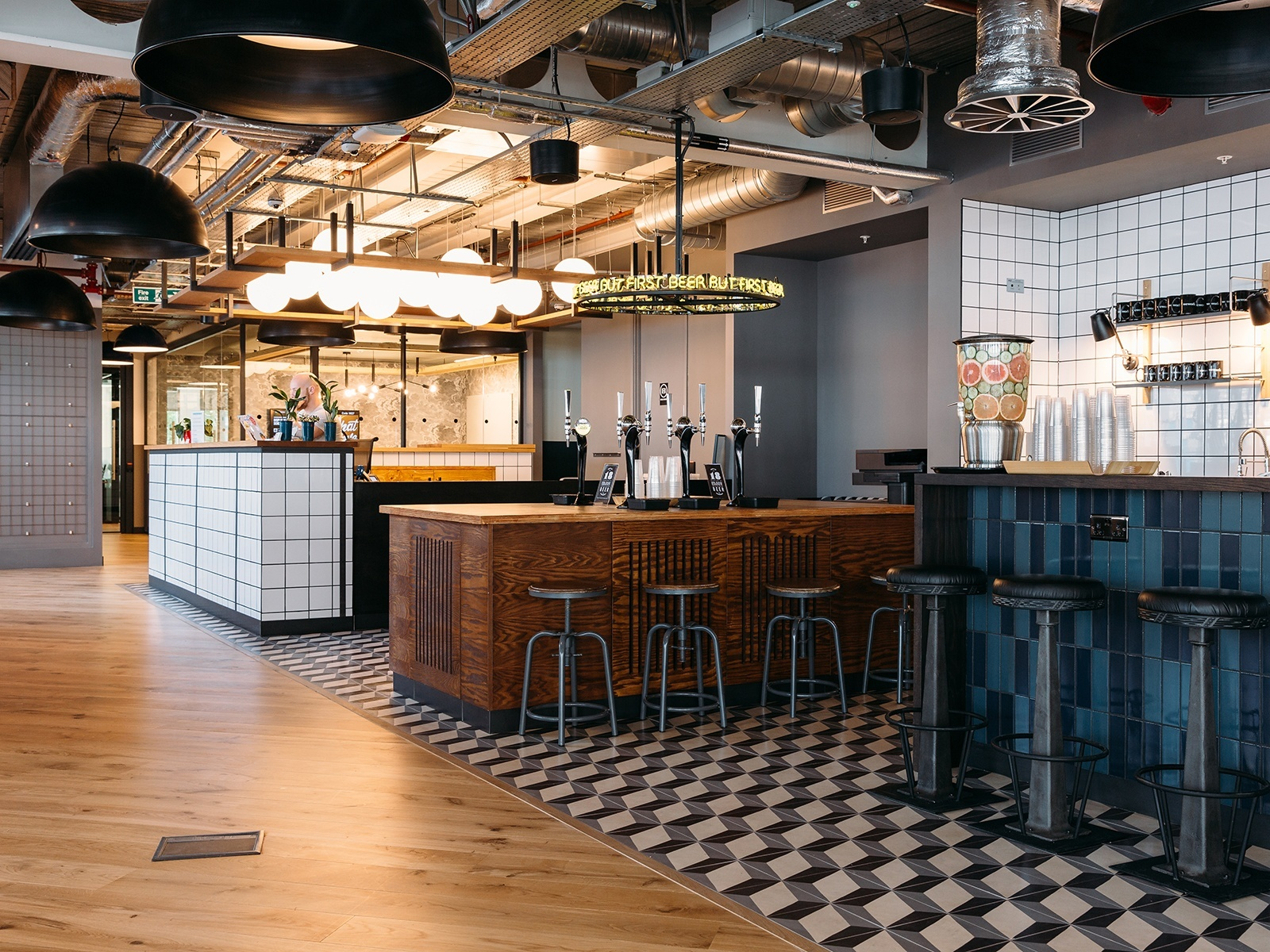 A Tour Of Wework Paddington Officelovin