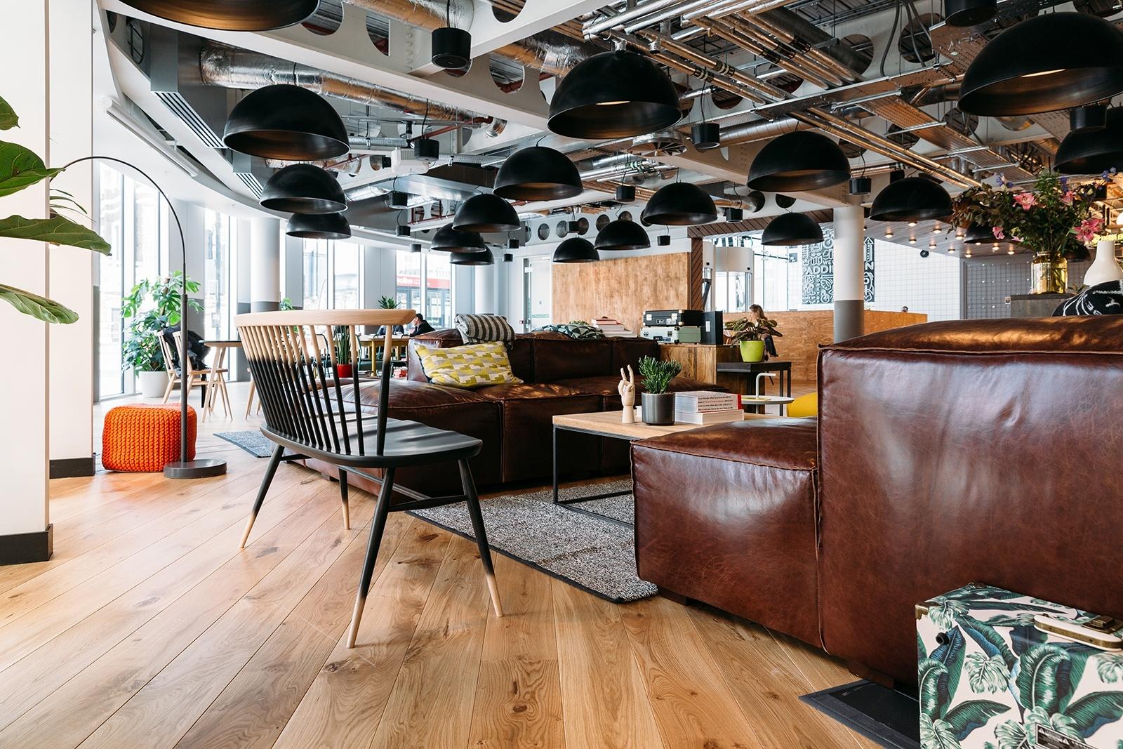 A Tour Of Wework Paddington Officelovin