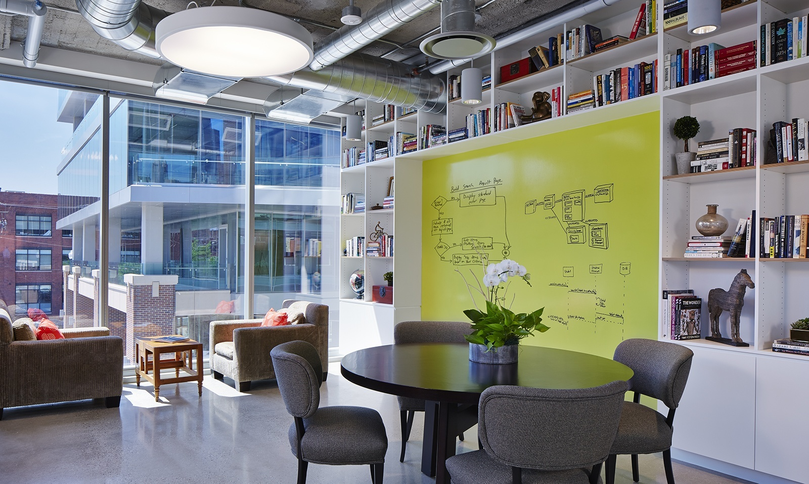 Inside Sandbox Industries New Chicago Office Officelovin