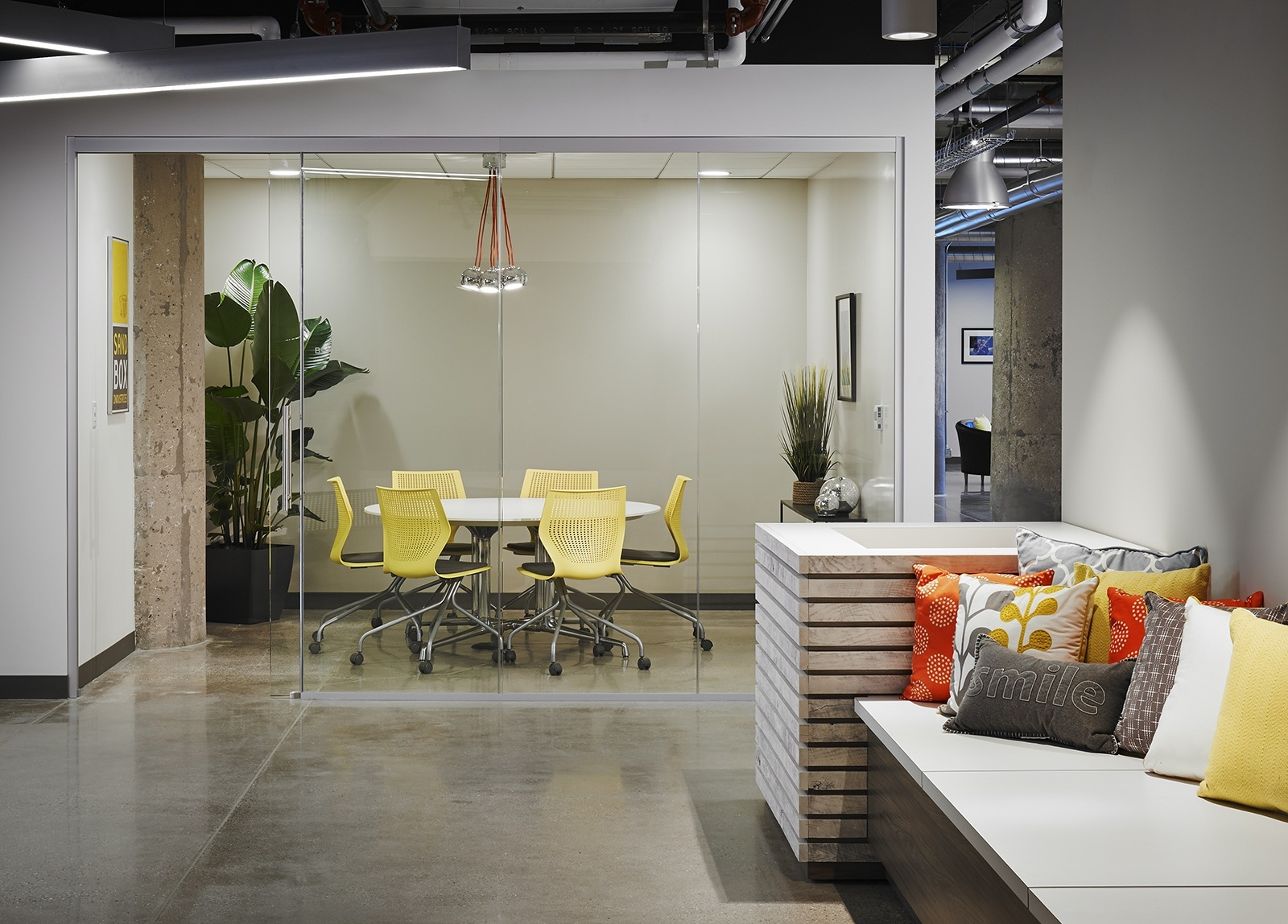 Inside Sandbox Industries New Chicago Office