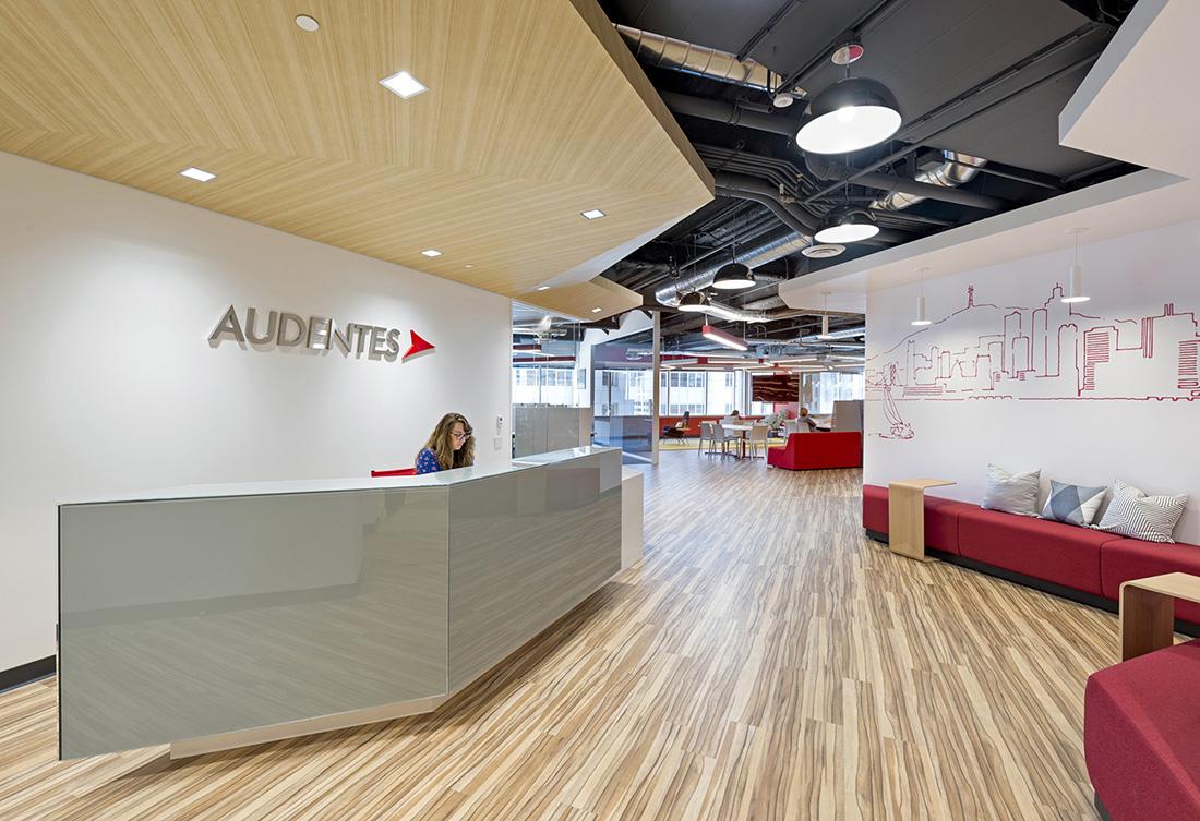 Inside Audentes Therapeutics' New San Francisco Office