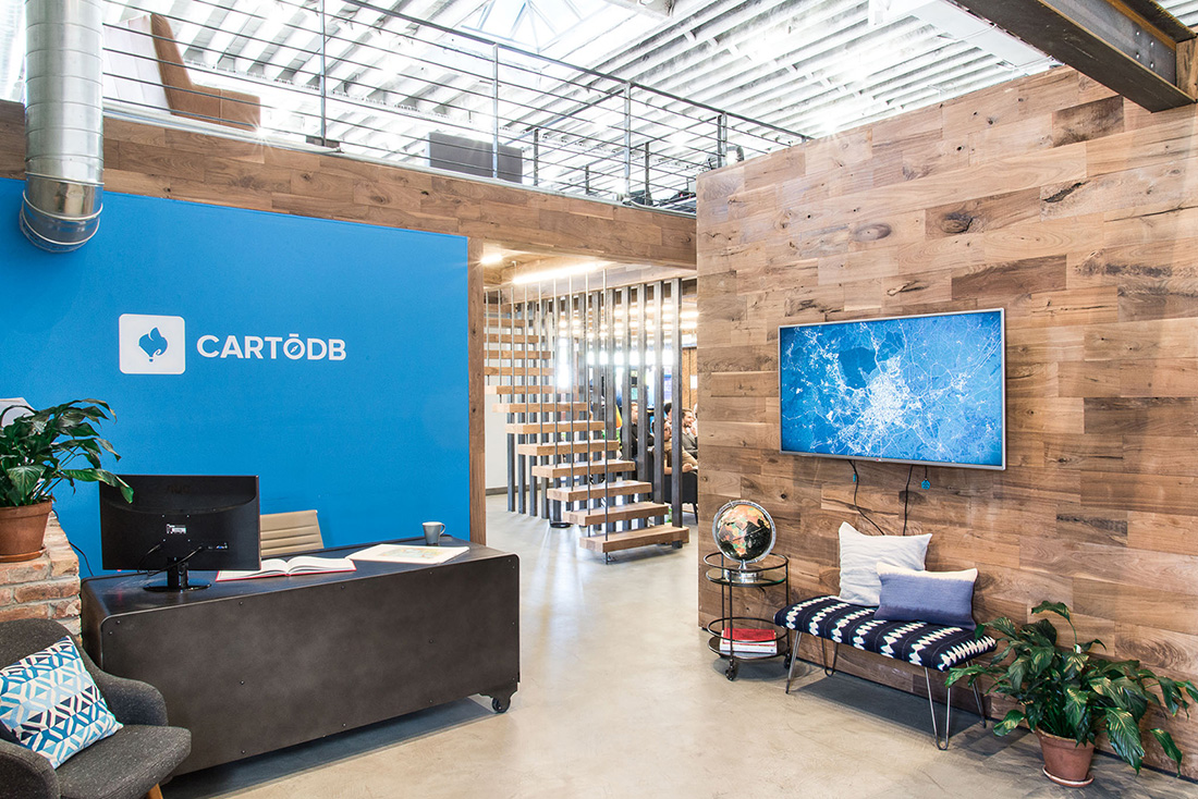 take a look at carto s new brooklyn office officelovin