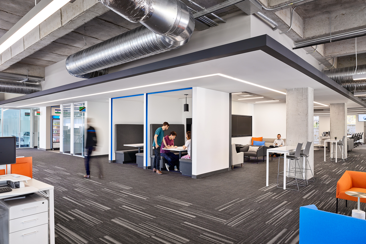 Another Look Inside Indeed S New Austin Headquarters Officelovin 39