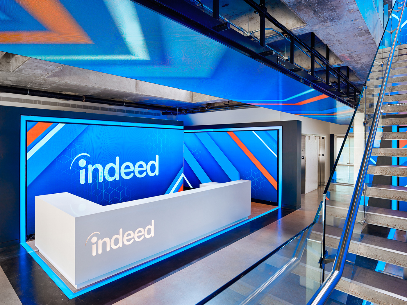 Another Look Inside Indeed S New Austin Headquarters