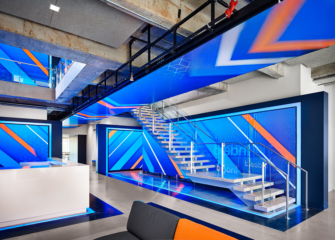 Uber Portland Oregon >> Another Look Inside Indeed's New Austin Headquarters ...