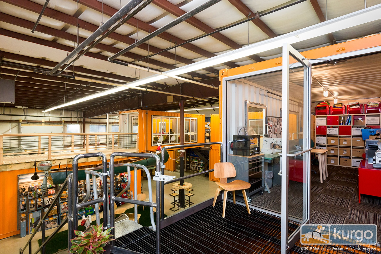 A Tour Of Kurgo S Cool Dog Friendly Office Officelovin