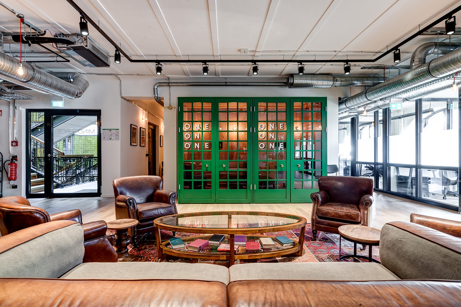Small Home Design Ideas Photos: A Tour Of Mindspace's Super Cool Hamburg Coworking Space