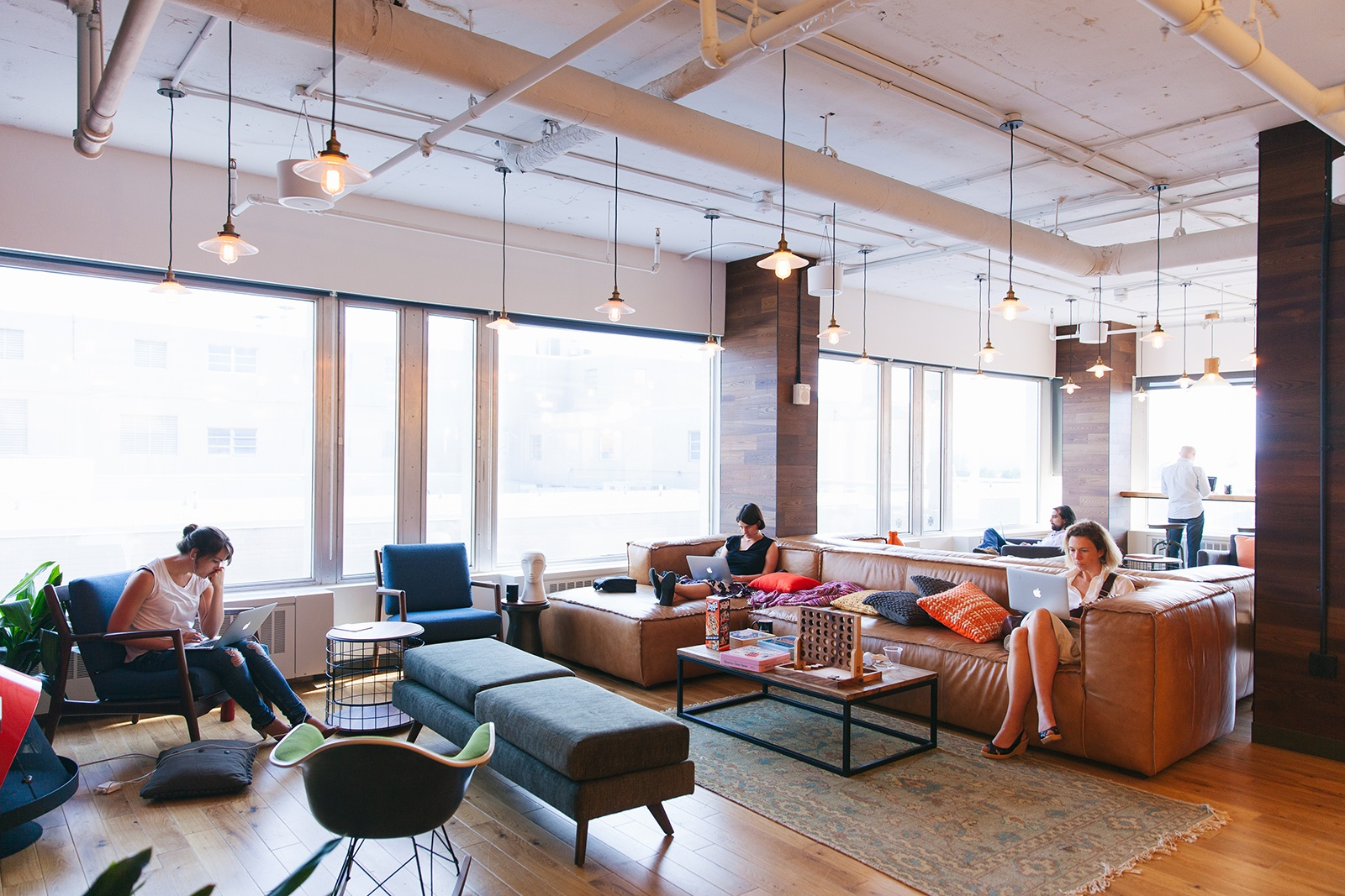A Tour Of Wework Dupont Circle Officelovin
