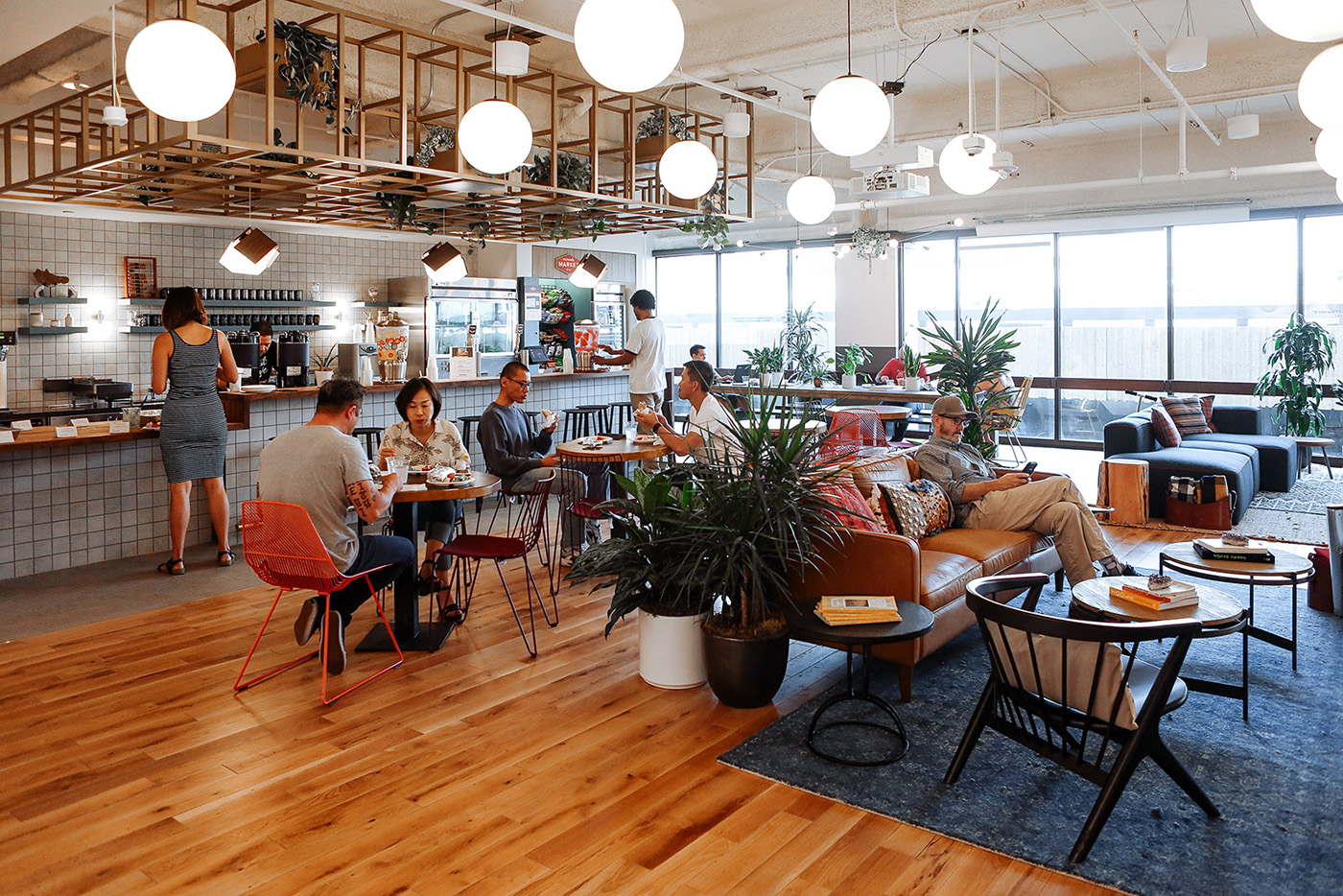 An Inside Look At Wework S Pasadena Coworking Space