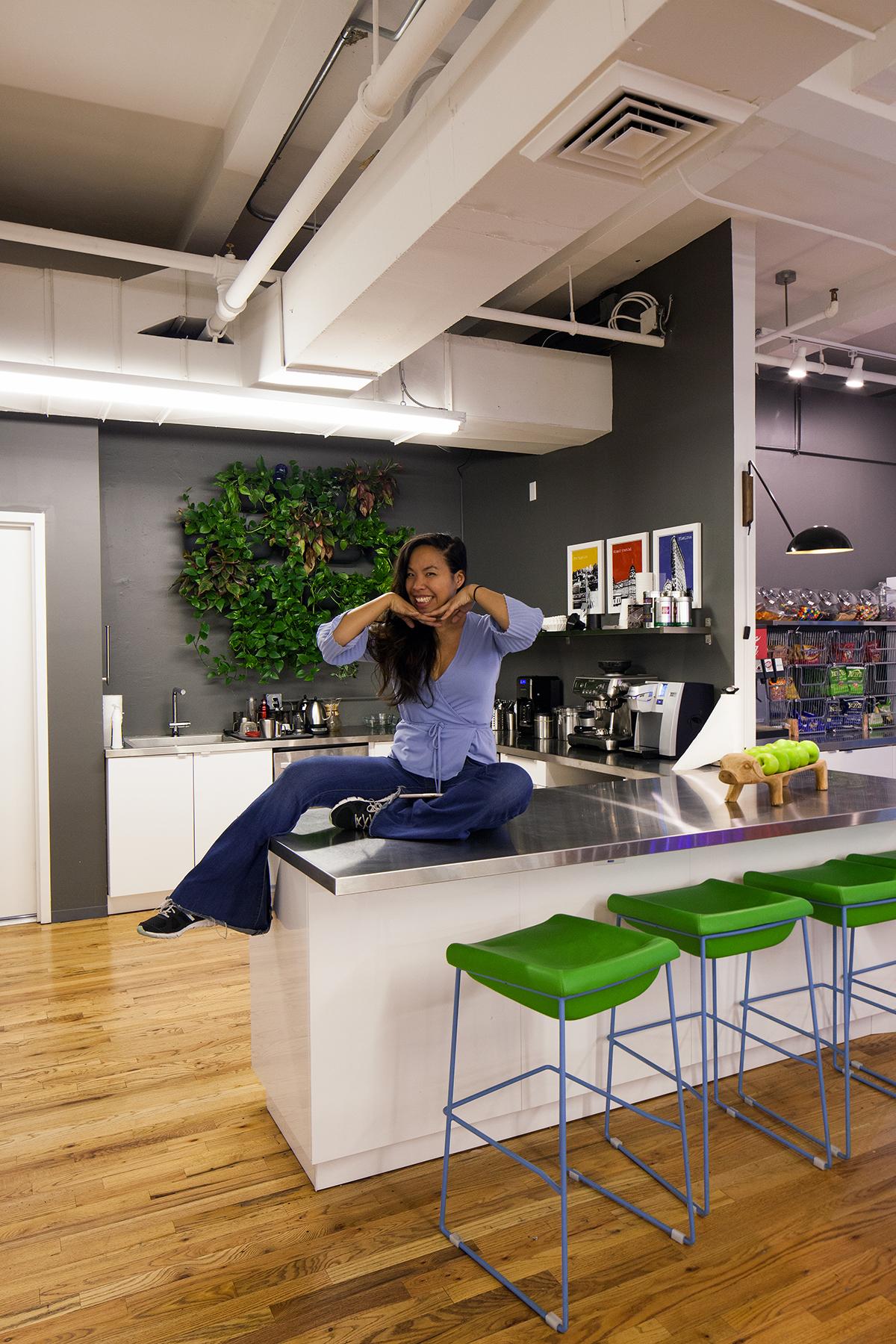 A Look Inside Sitecompli S New Nyc Office Officelovin