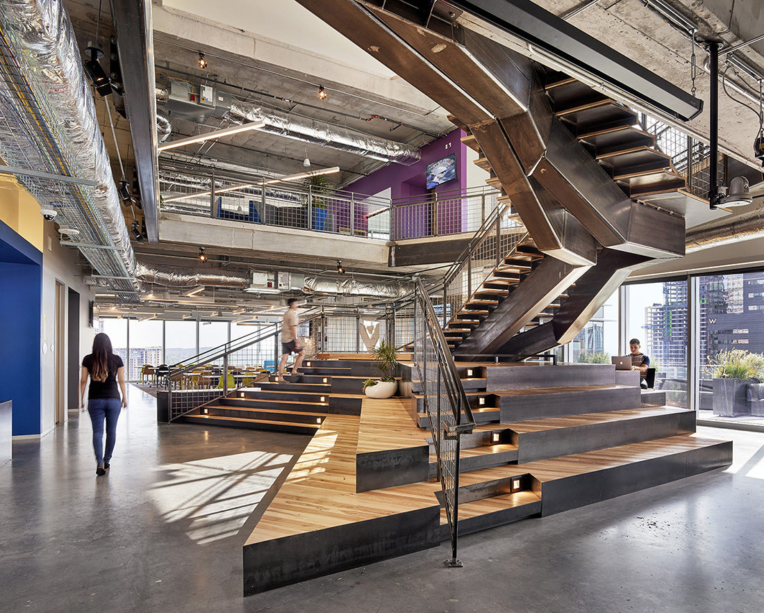 A Tour of Atlassian's Stylish Austin Office