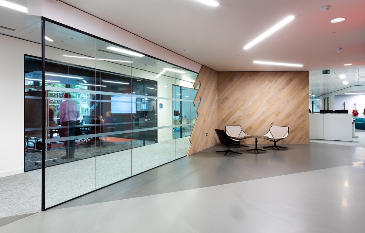 Inside Audio Amp Software Solutions Provider S London Office
