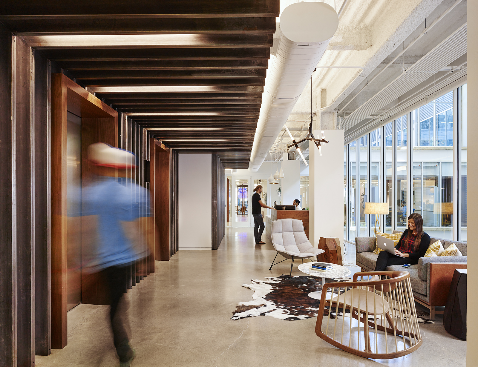 A look inside dropbox s super cool austin office for Office pictures