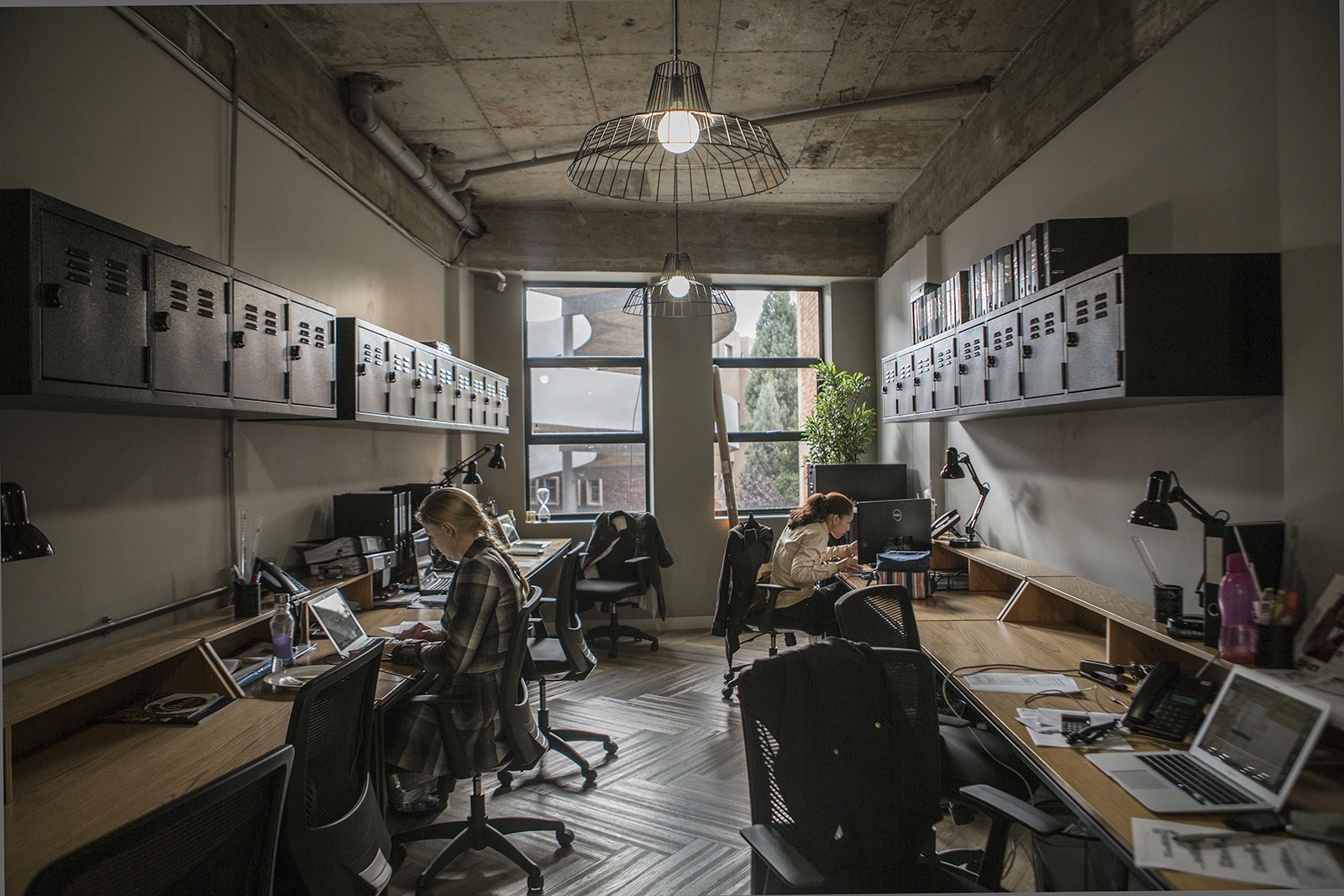 An Inside Look At FoxP2s New Johannesburg Office