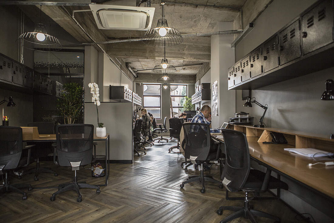 An Inside Look at FoxP2's New Johannesburg Office